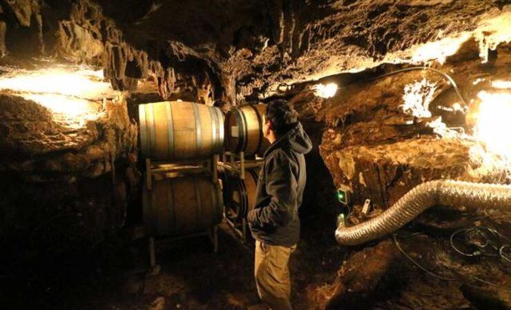 Техасские пивовары выкопали пещеру для выдержки пива