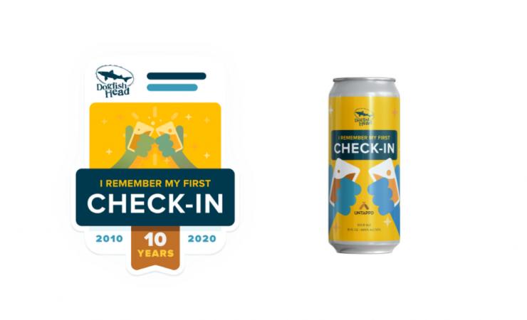 Untappd исполняется 10 лет, пивовары по всему миру сварят юбилейное пиво