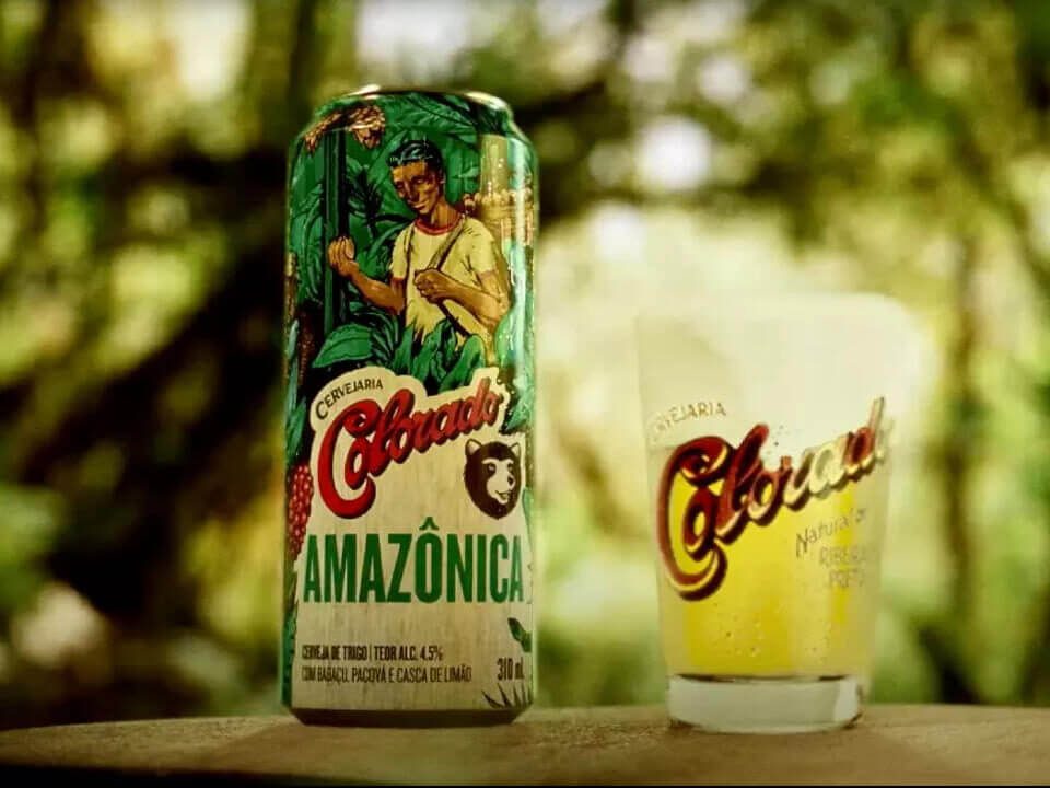 В Бразилии выпустили пиво, которое дорожает каждую неделю из-за вырубки лесов Амазонки