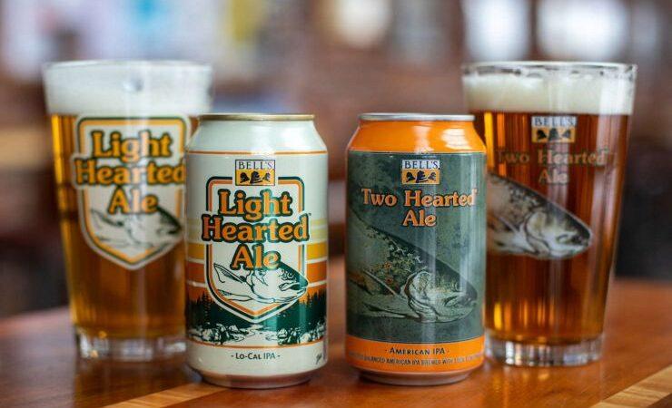 Bell's Two Hearted Ale четвёртый раз подряд стал лучшим пивом США по версии домашних пивоваров