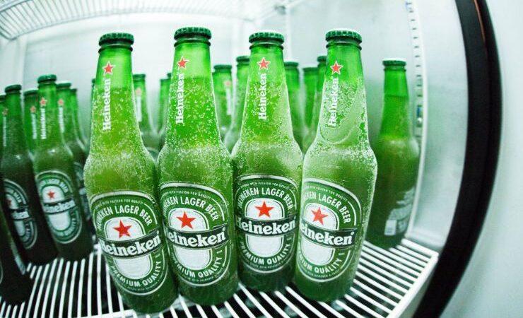 Heineken в Британии оштрафовали за навязывание своего пива барам