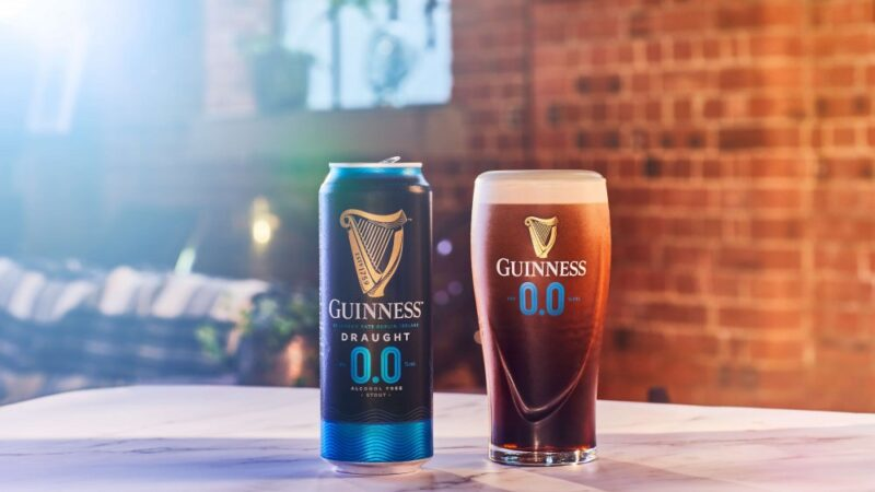 Guinness выпустит безалкогольное пиво