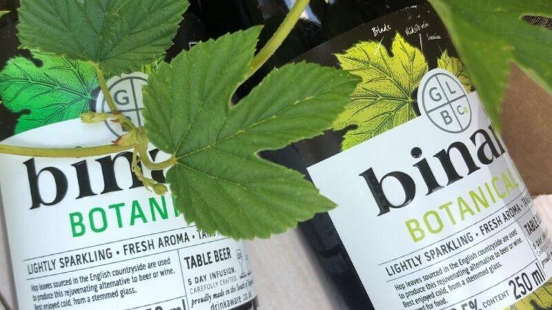 В Великобритании сварили пиво с добавлением листьев хмеля