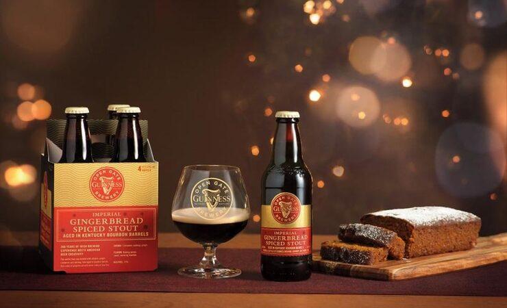 Guinness выпустил в США пряный имперский стаут