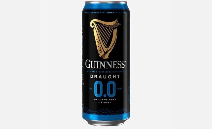 Diageo в срочном порядке отзывает Guinness 0.0