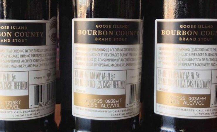 В Goose Island Bourbon County Stout нашли «пасхалки»