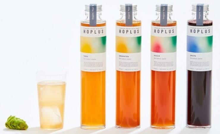 В Японии выпустят здоровый напиток на основе хмеля и уксуса