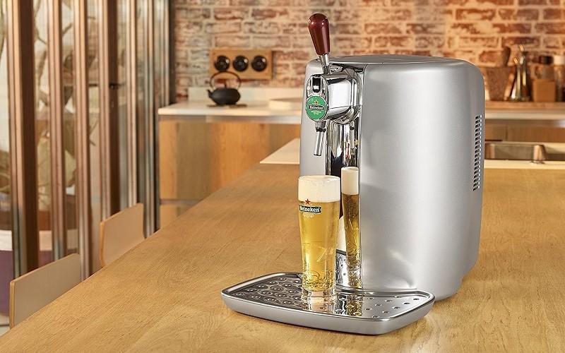 Кегератор — король систем розлива пива из кегов