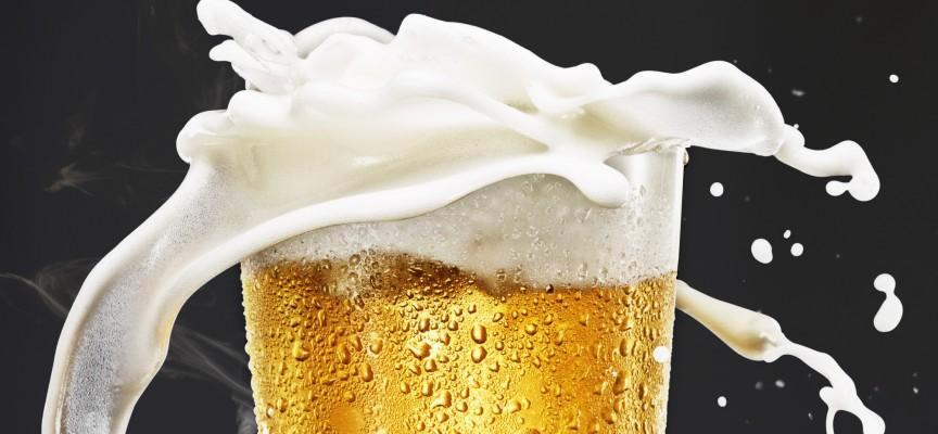 Секреты получения отличной пенной шапки у пива